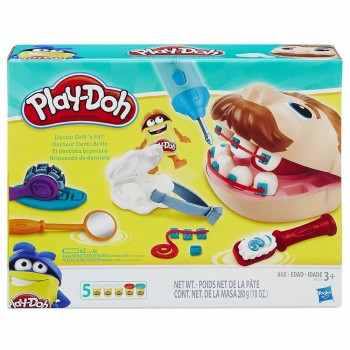 PLAY DOH DENTISTA
