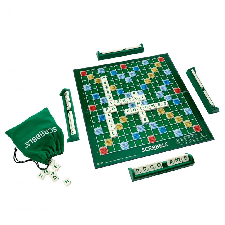 SCRABBLE ORIGINAL CATALÀ