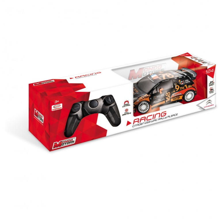 SURTIDO COCHES RACING RADIO CONTROL 1:24