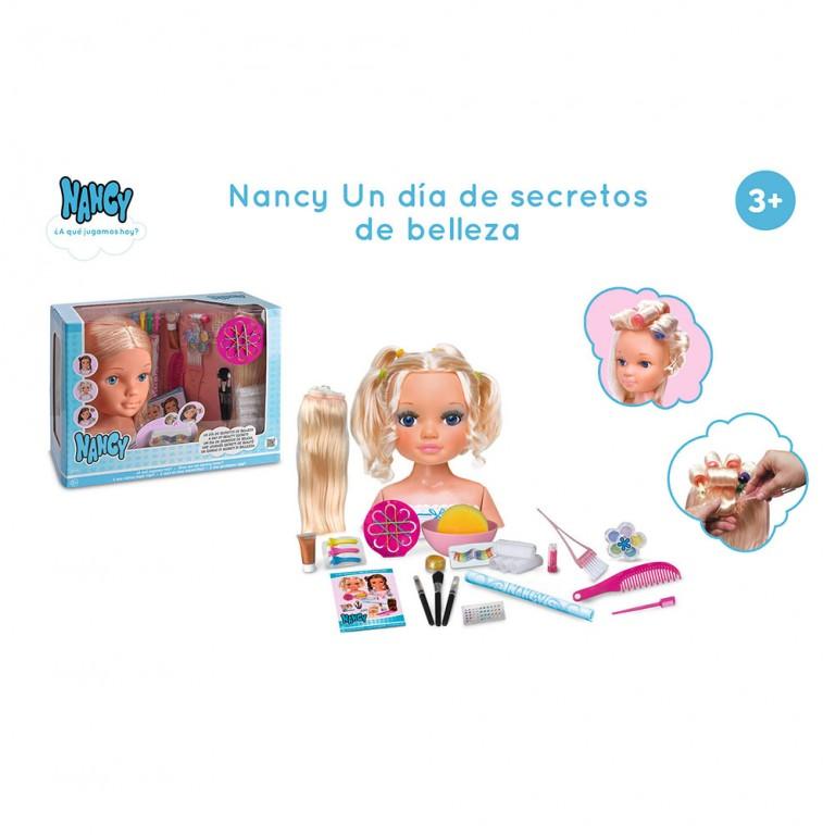 NANCY UN DIA DE SECRETOS DE BELLEZA