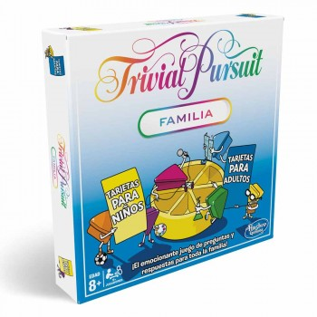 TRIVIAL PURSUIT FAMILIA 2018