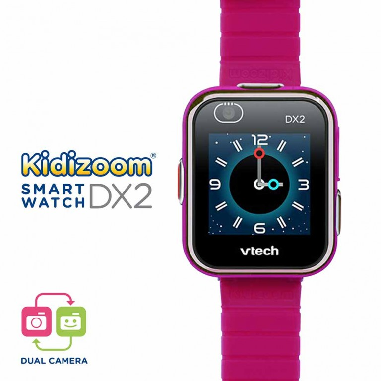 KIDIZOOM SMART WATCH DX2 FRAMBUESA