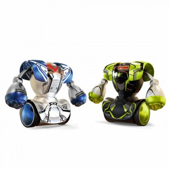 ROBO KOMBAT TWIN PACK