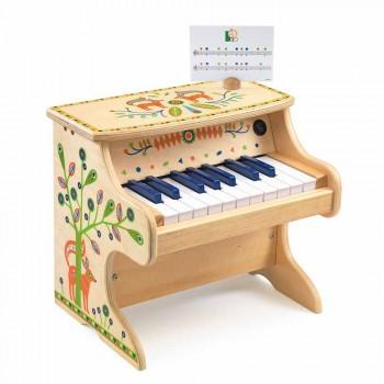 ANIMAMBO - PIANO ELECTRÓNICO 18 LLAVES
