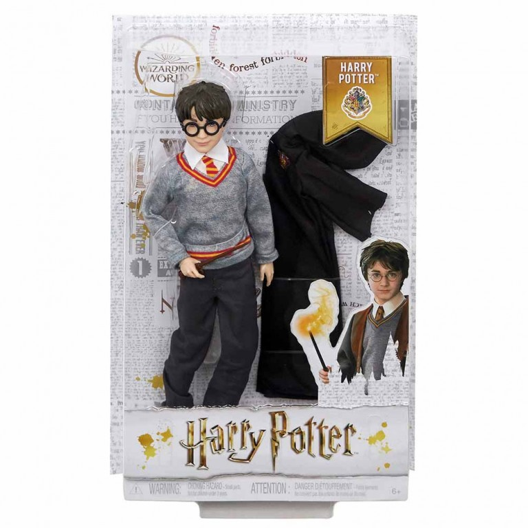 HARRY POTTER MUÑECO HARRY POTTER
