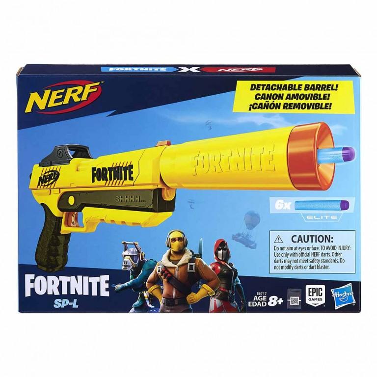 NERF FORTNITE SP- L