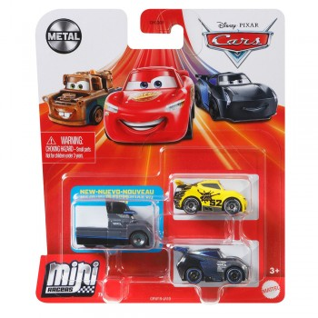 CARS MINIS 3 PACK