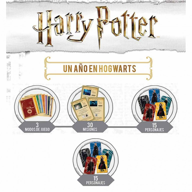 JUEGO HARRY POTTER