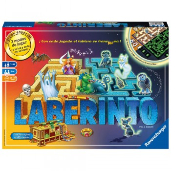 LABERINTO GLOW IN THE DARK
