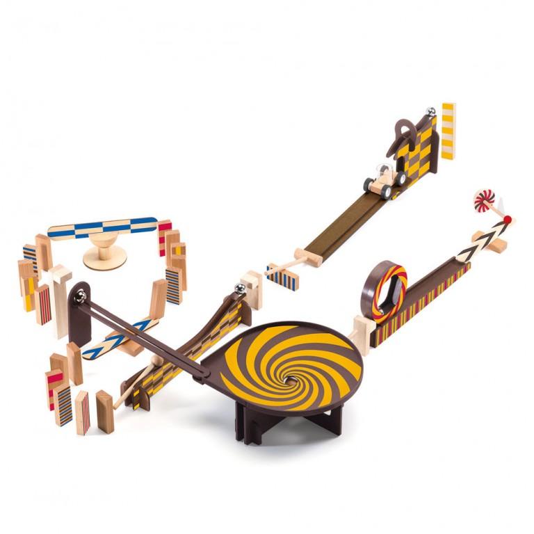 CONSTRUCCIÓN ZIG & GO - 45 PCS