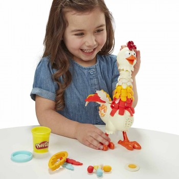 PLAY-DOH PLUMAS DIVERTIDAS