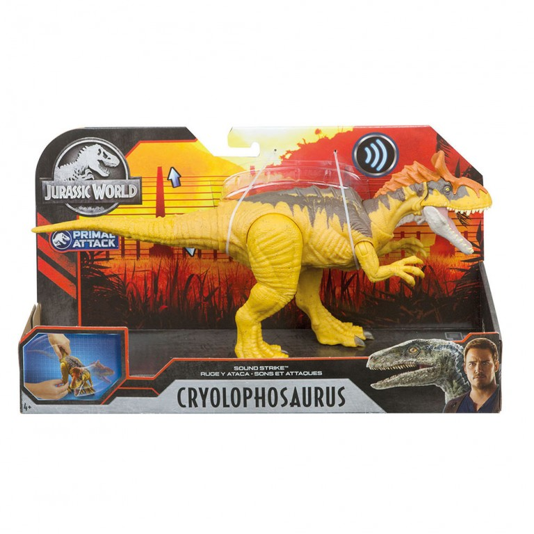 JURASSIC WORLD SURT DINOSONIDOS TOTAL