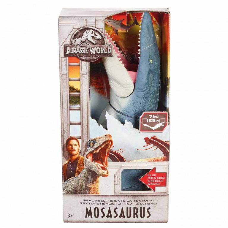 JURASSIC WORLD MEGA-MOSASAURUS