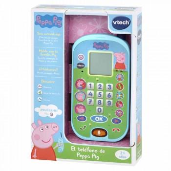 TELEFONO DE PEPPA PIG