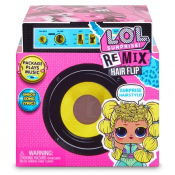 L.O.L SURPRISE - REMIX DOLL CDU 12 UNIDA