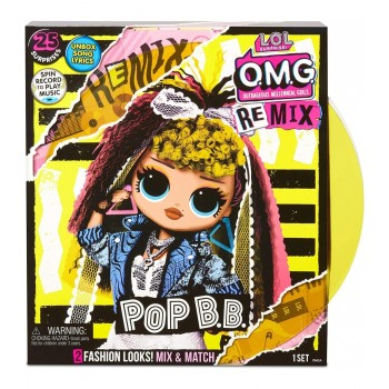 L.O.L SURPRISE OMG FAS.DOLLS REMIX 80S B