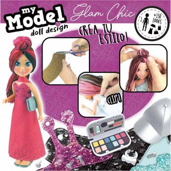 MY MODEL. DOLL DESIGN GLAM