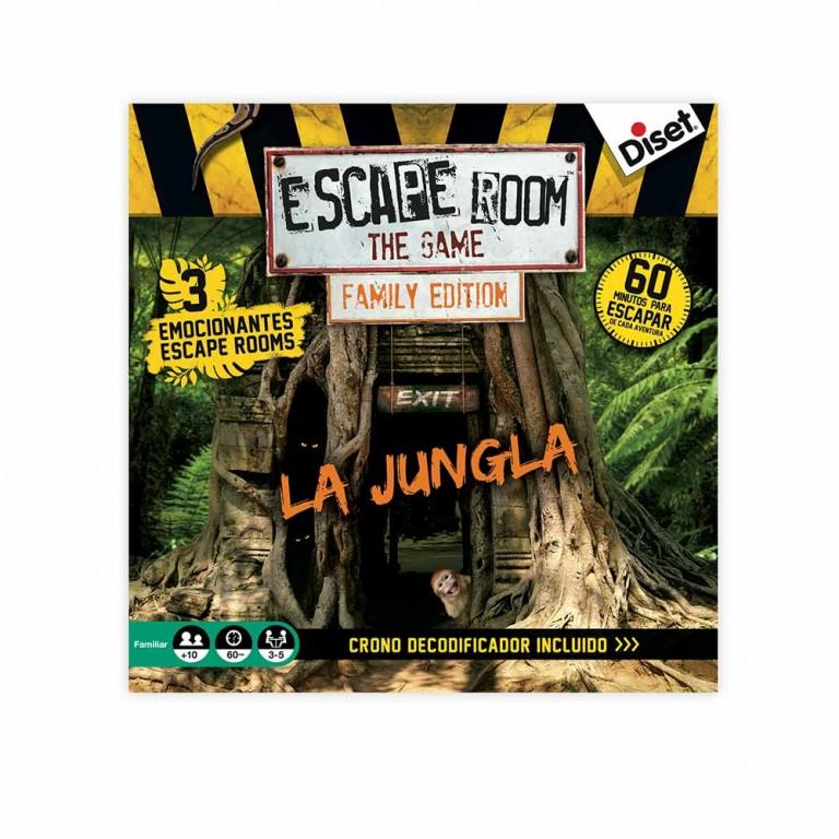 ESCAPE ROOM FAMILY EDITION - LA JUNGLA