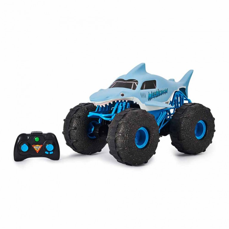 MONSTER JAM MEGALODON ANFIBIO RC