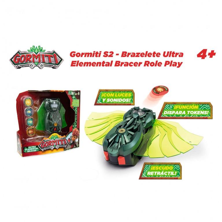 GORMITI S2 - BRAZALETE ULTRA ELEMENTAL B