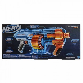 NERF ELITE SHOCKWAVE RD-15