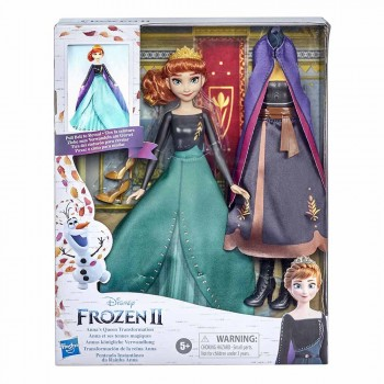 FROZEN 2 MUÑECAS TRANSFORMABLES