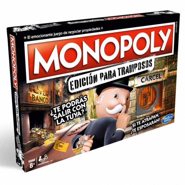 GAM MONOPOLY TRAMPOSO