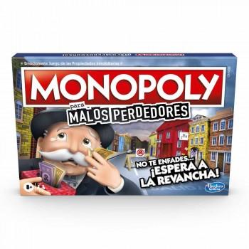 GAM MONOPOLY  MALOS PERDEDORES