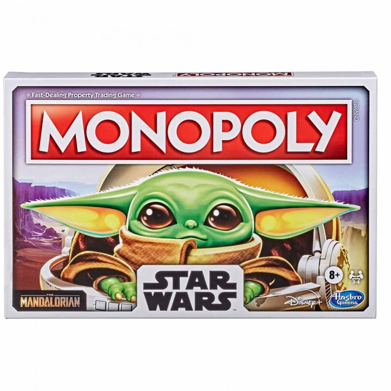GAM MONOPOLY THE CHILD