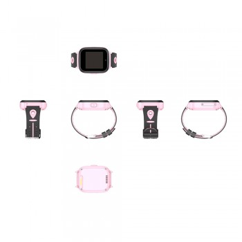 INNJOO RELOJ GPS NIÑA KIDS WATCH ROSA