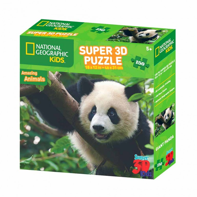 PUZZLE KID 3D  SURTIDO TAMAÑO 46 X 31