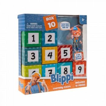 BLIPPI SET 10 SORPRESAS