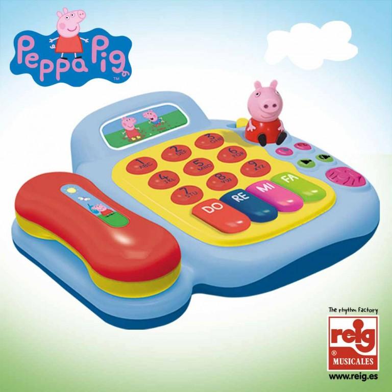 ACTIVY TELEFONO Y PIANO C/ FIG.PEPA