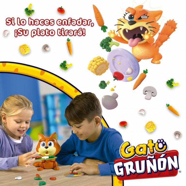 GATO GRUÑON