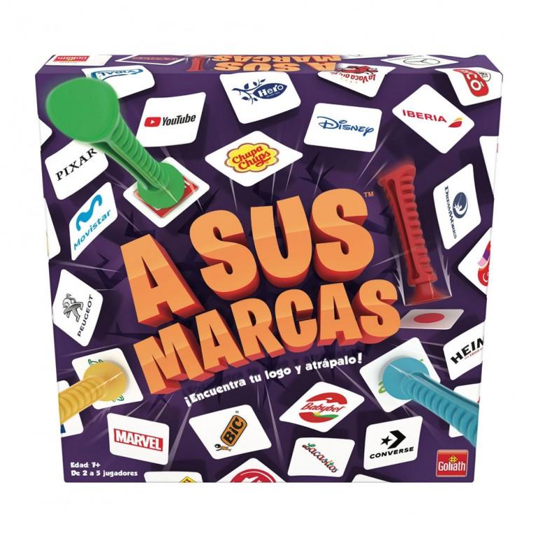 A SUS MARCAS