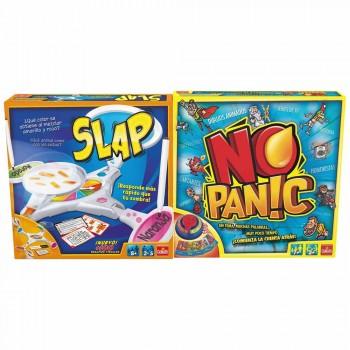 PACK SLAP + NO PANIC