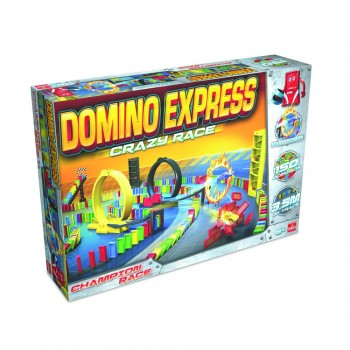 CRAZY RACE DOMINO EXPRESS
