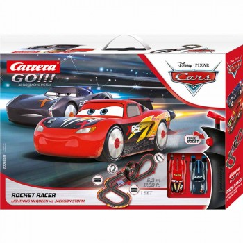DISNEY PIXAR CARS - ROCKET RACER