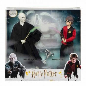 HARRY POTTER PACK 2 VOLDEMORT/HARRY POTT