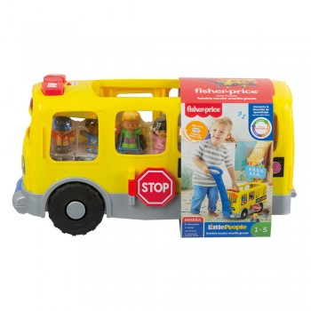 LITTLE PEOPLE AUTOBUS ESCOLAR GRANDE LP-