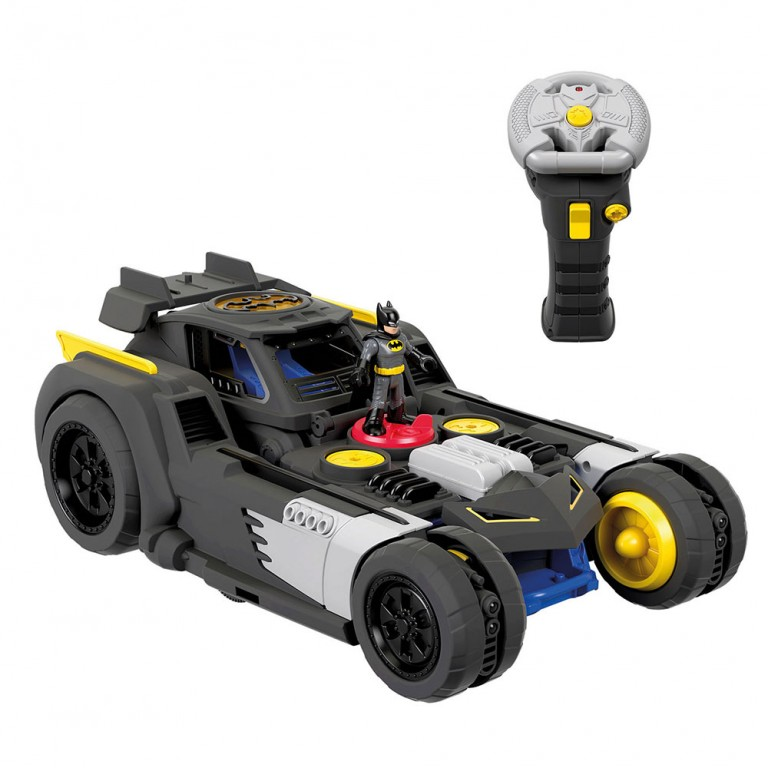 IMAGINEXT BATMÓVIL TRANSFORMABLE