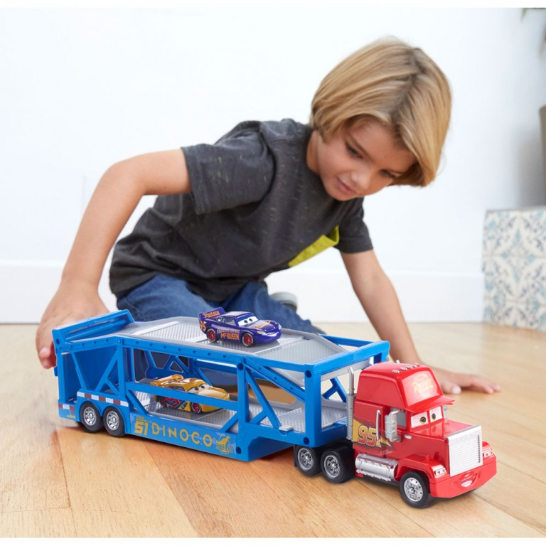 MACK PORTACOCHES + 2 COCHES
