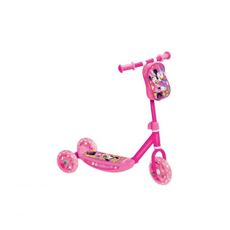 1º PATINETE 3 RUEDAS - MINNIE