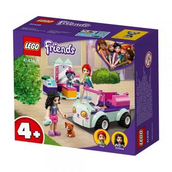 LEGO FRIENDS PELUQUERÍA FELINA MÓVIL