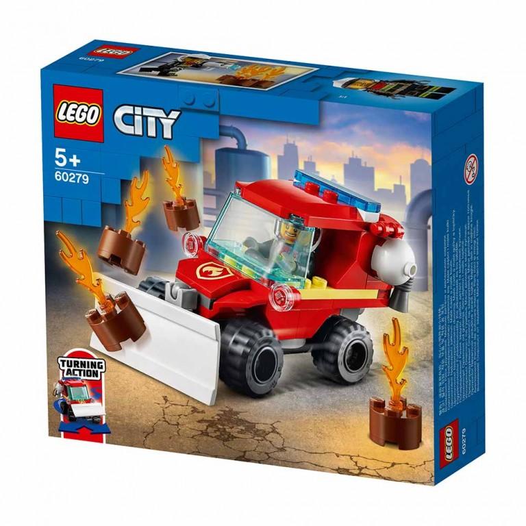 LEGO CITY FURGONETA DE ASISTENCIA DE BOM