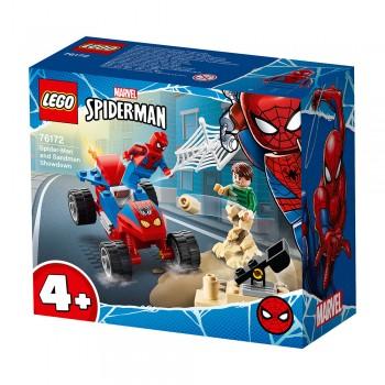 SUPER HEROES BATALLA FINAL ENTRE SPIDER