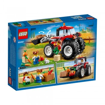 LEGO CITY GREAT VEHICLES TRACTOR