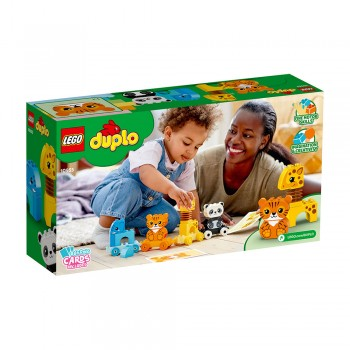 DUPLO MY FIRST TREN DE LOS ANIMALES
