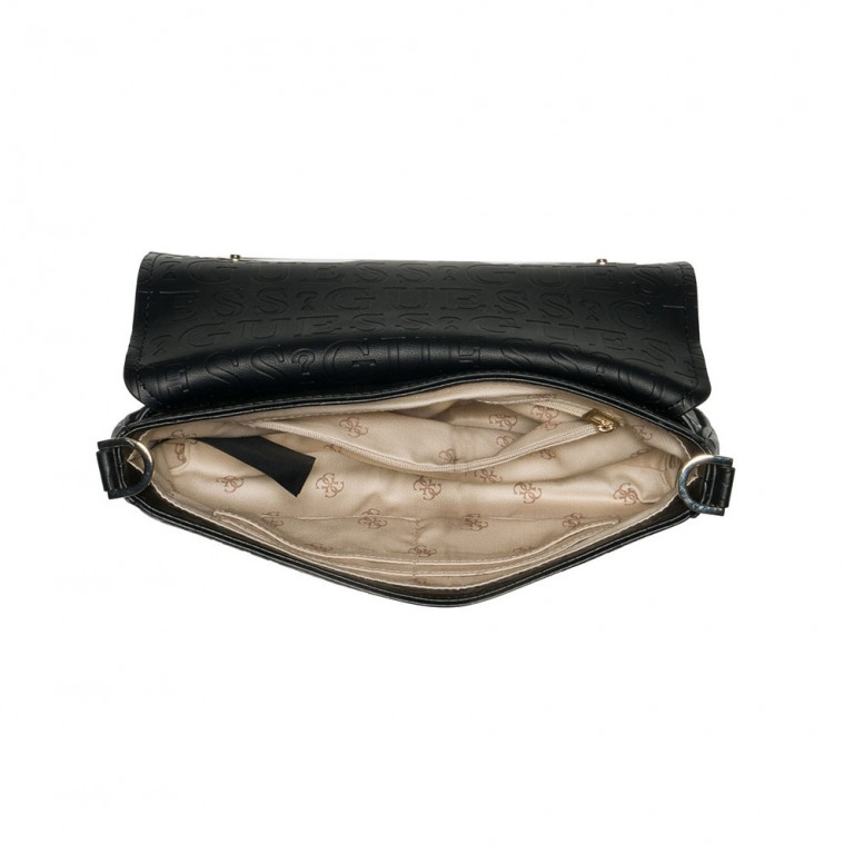 BRIGHTSIDE SHOULDER BAG BLACK