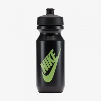 NIKE BIG MOUTH GRAPHIC BOT 650ML NEGRE